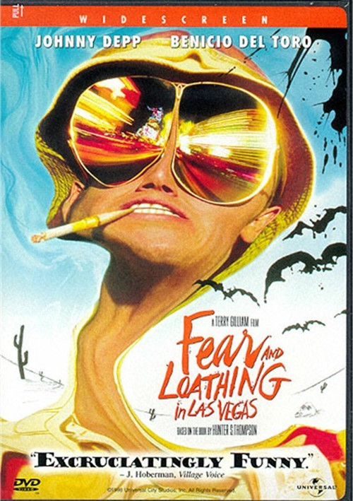 Fear And Loathing In Las Vegas (Universal) Movie