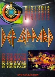 Def Leppard: Histeria/In The Round In Your Face Movie