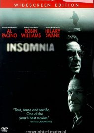 Insomnia (Widescreen) Movie