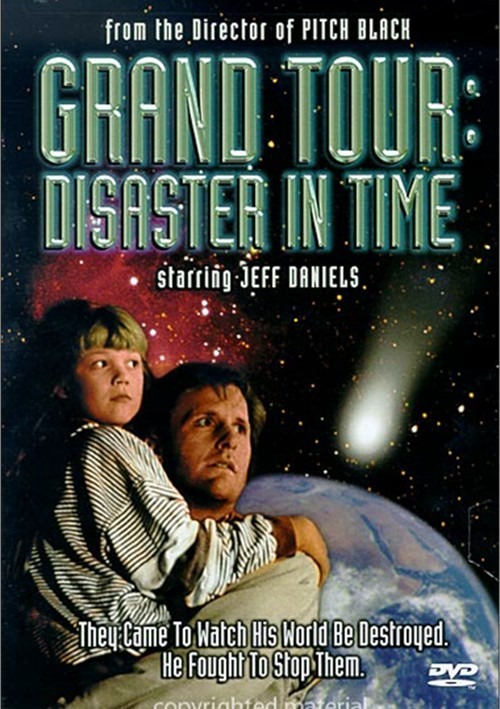 grand tour a disaster in time dvd 1991 dvd empire. Black Bedroom Furniture Sets. Home Design Ideas