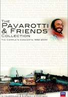 Pavarotti & Friends Collection [4 DVD] Movie