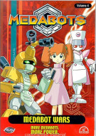 Medabots #4: Medabot Wars Movie