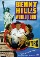 Benny Hills World Tour Movie
