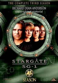 Stargate SG-1: The Complete Third Season Movie