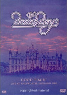 Beach Boys: Good Timin - Live At Knebworth England 1980 Movie