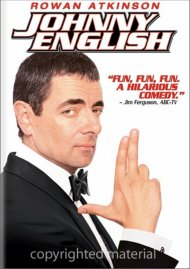 Johnny English (Widescreen) Movie