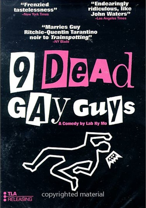 9 Dead Gay Guys Movie