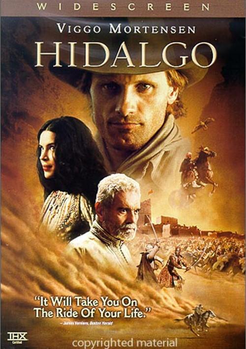 Hidalgo (Widescreen) Movie