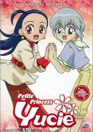 Petite Princess Yucie: Volume 4 - Magical Mischief Movie