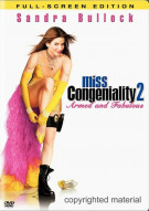 Miss Congeniality 2 (Fullscreen) Movie