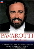 Pavarotti - The DVD Collection Movie
