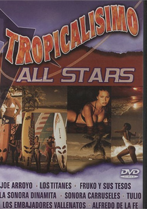 Tropicalisimo All Stars: Volume 1 Movie