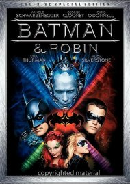 Batman & Robin: Special Edition Movie