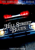 Hill Street Blues: The Complete First Season Movie