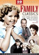 Family Classics: 50 Movie Pack Movie