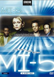 MI-5: Volume 3 Movie