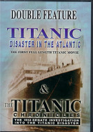 Titanic: Disaster In Atlantic/ Titanic Chronicles Movie