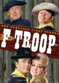 F-Troop: The Complete First Season Movie