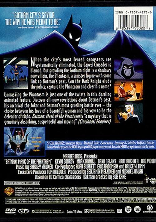 mask of the phantasm 1080p