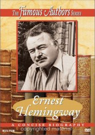 Famous Authors Series, The: Ernest Hemingway Movie