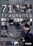 71 Fragments Of A Chronology Of Chance Movie