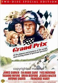 Grand Prix: Special Edition Movie