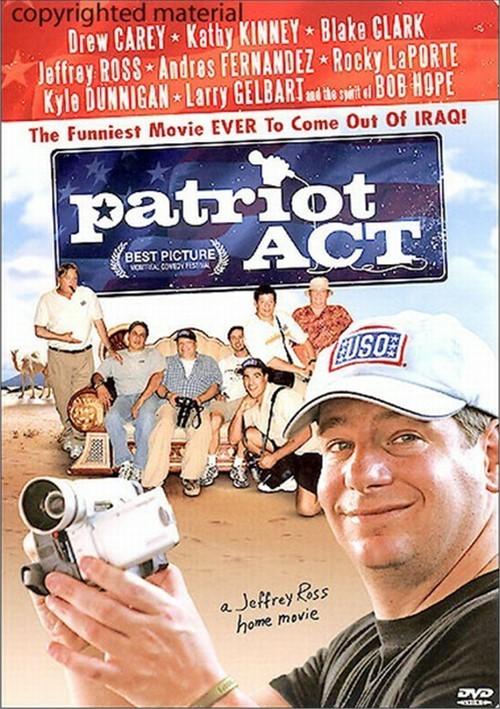 Patriot Act Movie