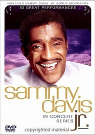 In Concert Series: Sammy Davis Jr. Movie