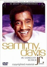 In Concert Series: Sammy Davis Jr. Movie