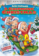 Alvin And The Chipmunks: A Chipmunk Christmas - 25th Anniversary Special Collectors Edition Movie