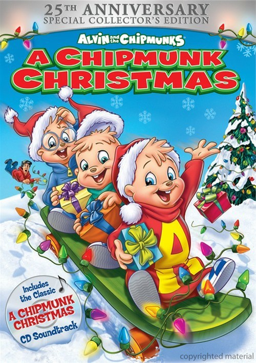 alvin and the chipmunks a chipmunk christmas 25th