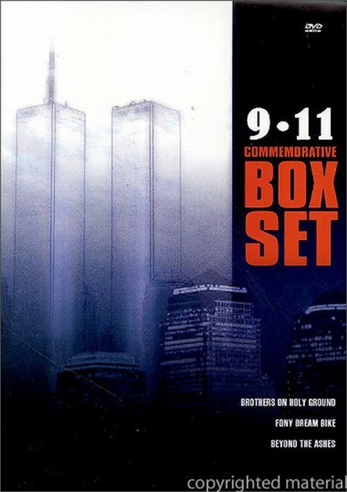 9/11 Commemorative Box Set Movie