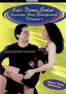Lets Dance Salsa: Lecciones Para Principiantes Volume 2 Movie