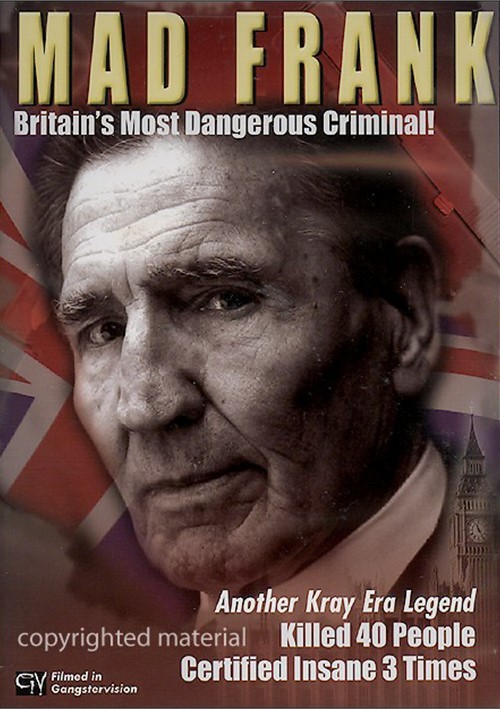 Mad Frank: Britains Most Dangerous Criminal Movie