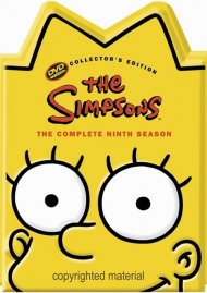 Simpsons, The: The Complete Ninth Season (Lisa Collectible Packaging) Movie