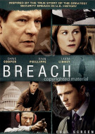 Breach (Fullscreen) Movie