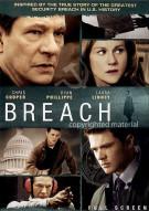 Breach (Fullscreen) Movie