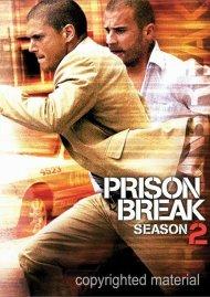 Prison Break: Season 2 (Repackage) Movie