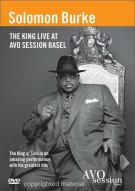 Solomon Burke: The King Live At AVO Session Basel Movie