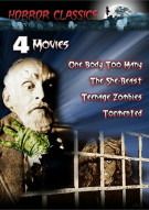 Horror Classics: Volume 15 Movie
