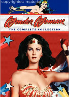 Wonder Woman: The Complete Collection Movie