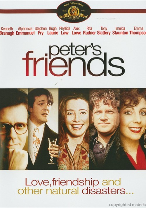 Peters Friends Movie