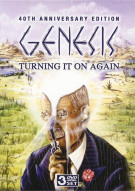 Genesis: Turning It On Again Movie