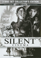Silent Cinema: 3 Disc Set Collectors Edition Movie