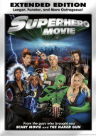 Superhero Movie: Extended Edition Movie