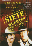 Siete Muertes Para El Texano Movie
