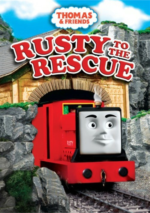 Thomas & Friends: Rusty To The Rescue Movie