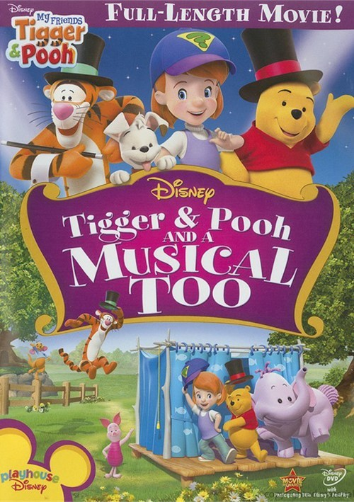 Tigger & Pooh And A Musical Too Movie