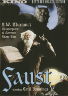 Faust: Restored Deluxe Edition Movie