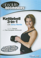 Absolute Beginners: Kettlebell 3-In-1 With Amy Bento Movie